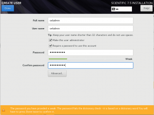 Step by step Scientific Linux 7.5 Installation guide with screenshots 22
