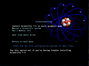 Step by step Scientific Linux 7 5 Installation guide with
