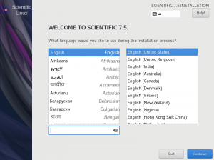 Step by step Scientific Linux 7.5 Installation guide with screenshots 4